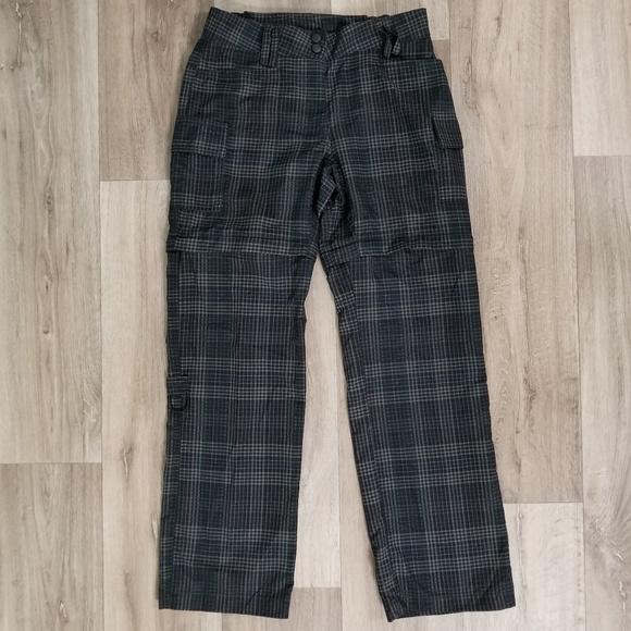 Triple Nickel Pants - Triple Nickel Womens Convertible Cargo Pants SMALL